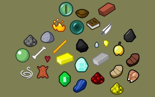 Minecraft Items